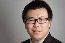 photo of professor