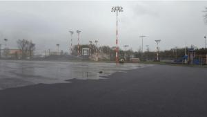 Porous pavement
