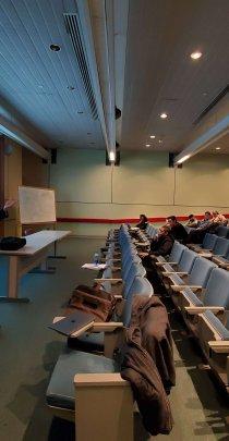Graduate Seminar Series Presentation