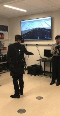VR Lab Tour