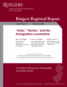 Rutgers Regional Report