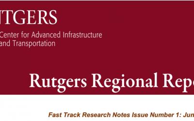 Rutgers Regional Report.