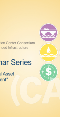 CAIT Seminar Series on Geotechnical Asset Management