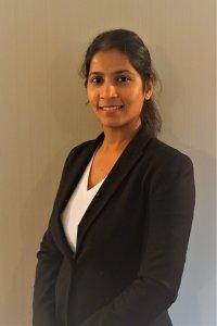2020 CUTC Outstanding Student of the Year, Prarthana Raja.