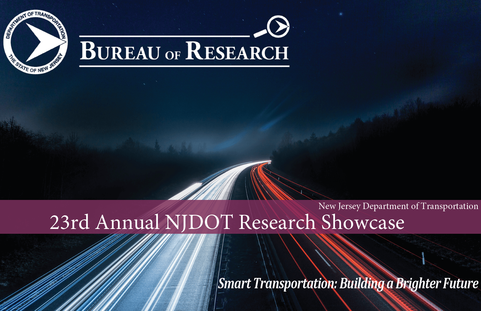 23rd Annual NJDOT Research Showcase